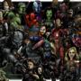 Infinity wars full colour
