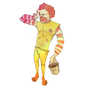 Ronald.. by Shadoworen117