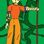 Shol Monk by othbladewindgod