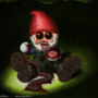 Halloween Gnome by Erty