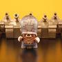 Teddy Trooper Hillbilly by Luis