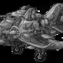Slug Plane by matt-likes-swords