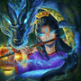 Dragon Charmer by jiasenART