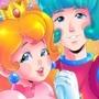 Peach and Prince Haru