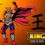 Tekken King Colored Colored by eMokid64