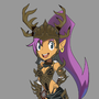 Guild Wars 2 Shantae by SweetTooth115