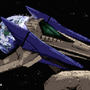 Arwing by GrimKage7
