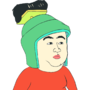 Kim Jong Martian by Welldoneshellfish