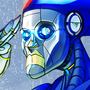 CDC robot&androïd by FranckM