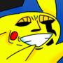 Denki and Pikachu