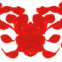 Rorschach inkblot test 12
