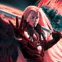 Sephiroth. One winged angel. GIF