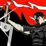The Black Swordsman (Berserk) by XCaspeRX