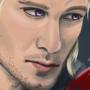 Rhaegar Targaryen by MazzyJ