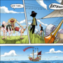 Moon Rabbit PG 2 - One Piece Comic