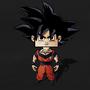 Goku by jermaine1995
