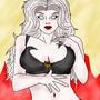 Lady Death by Avaloniromman
