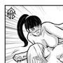 Wresting girls 03 by FASSLAYER