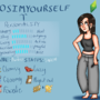 Simself by Amberscribbles