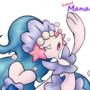 Primarina by Manakat