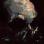 quik spooky skull