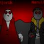 Mjorik and Nurulla