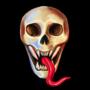 Skull icon by Arja