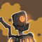 Wood Burner Bot