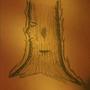 Burning Treeman by Kyruki
