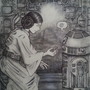 Princess Leia and R2D2