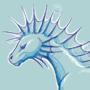 hippocampus by RoseredTiger