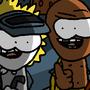 Potatoman's Ride Pt.3 by ChazDude