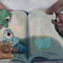Book Worms by ponderous-plants