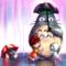 Chibi Totoro and Friends