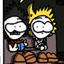 Carl's Quarrels by ChazDude