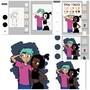 Tumblr reimagined progress art by ChandlerVVN
