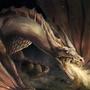Albino Dragon