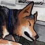 My Dog by GoldenYakStudio
