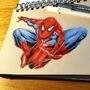 Spiderman by Flyley