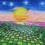 Nostalgic Dreamscape by Atom-Kal