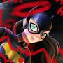FEAR THE GIRL//BATMAN by kobalto1