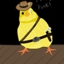 cowboy chick by Anthony-Liberty