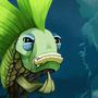 PunkyFish by Crounchann