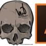 Vector skull