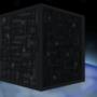 Borg Cube by TehBerg
