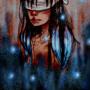 Blind to Blue by HowLovelyisThyRose