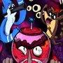 Regular Show OOOOOOh! by IsaacChamplain
