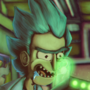 Rick Sanchez by SKillustration