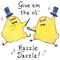 Razzle Dazzle Birdblobs
