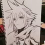 Cloud Strife by Flyley